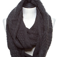 INFINITE WINTER SCARF