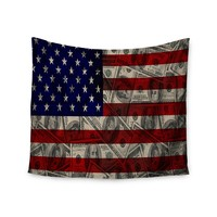American Money Flag Wall Tapestry