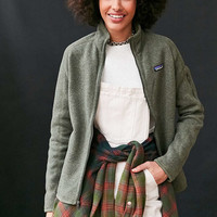Patagonia Better Sweater Fleece Jacket - Urban Outfitters