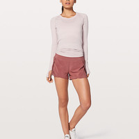 Play Off The Pleats Short *3"