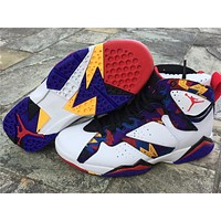 Air Jordan 7 Retro Sweater Basketball Shoes 36-47