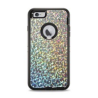 The Colorful Confetti Glitter Sparkle Apple iPhone 6 Plus Otterbox Defender Case Skin Set