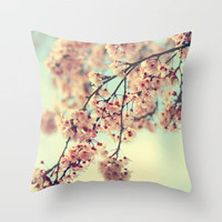 come away with me Throw Pillow by Sylvia Cook Photography   Society6