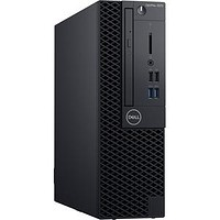 Dell OptiPlex 3000 3070 Desktop Computer - Core i3 i3-9100 - 8 GB RAM - 128 GB SSD - Small Form Factor - Windows 10 Pro 64-bit - Intel HD Graphics - DVD-Writer - 1DIMMS 128GB SS NOWRLS W10