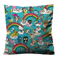 TOKIDOKI RAINBOW Cushion Case Cover