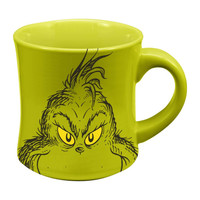 THE GRINCH HOLIDAY MUG