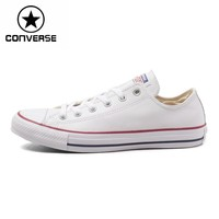 Converse all star Unisex Skateboarding Shoes leather Sneakers
