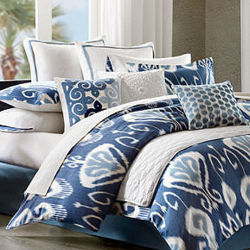 CLOSEOUT! Echo Bedding, Bansuri Comforter Sets - Bedding Collections - Bed & Bath - Macy's