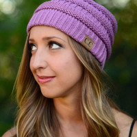 Best Ever Beanie - Orchid