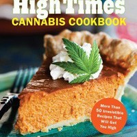 The Official High Times Cannabis Cookbook  - Whimsical & Unique Gift Ideas for the Coolest Gift Givers
