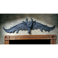 Park Avenue Collection Hardwick Dragon Pediment