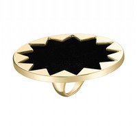 House of Harlow 1960 Jewelry Sunburst Cocktail Ring