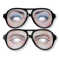 Weirdo Glasses (Set of 2) His or Hers: Everything Else