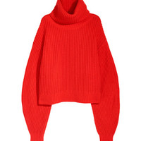 Knit Wool-blend Sweater - from H&M