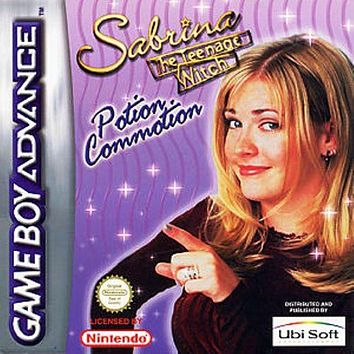 Sabrina the Teenage Witch Potion Commotion