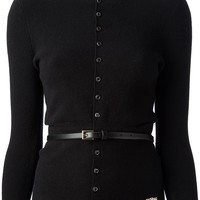 DSQUARED2 belted cardigan