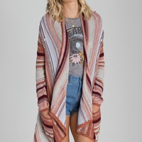 Billabong - Beach Ramblin Cardigan | Multi