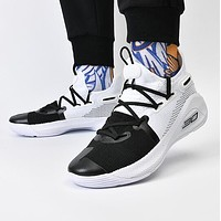Under Armour Curry 6 Men Women Breathable Sport Basketball Shoes Sneakers Black&White