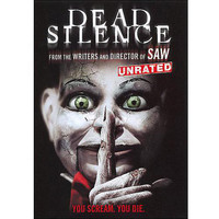 Walmart: Dead Silence (Unrated) (Widescreen)
