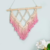 Hand Woven Tapestry Hanging Wall Decoration Home Furnishing Decorative Wall Tapestries Wandkleed Handmade Wall Hanging