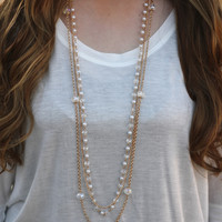 Little Luxuries Necklace