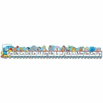 Bb Set Alphabet Train Zaner Bloser