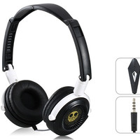 Anime One Piece 3.5 mm On-ear Headphones with Microphone & 1.2 m Cable