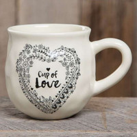 Happy Mug with Cup of Love