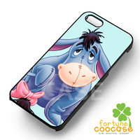 Eeyore donkie with tail -Str1 for iPhone 4/4S/5/5S/5C/6/6+,samsung S3/S4/S5/S6 Regular/S6 Edge,samsung note 3/4