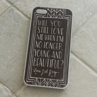 """""""Young and Beautiful"""" Lana del Rey Case"""