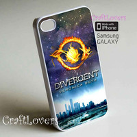 Divergent fit for iPhone iPhone 5 iPhone 5S iPhone 5C iPhone 4 iPhone 4S Galaxy S3 Galaxy S4 Cell Phone Phone Case Case Cover