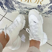 DIOR -CONNECT Lady's temperament casual SNEAKER Shoes
