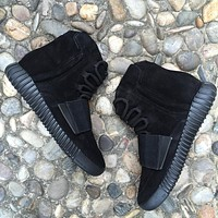 Adidas Yeezy Boots 750 All Black 40 46