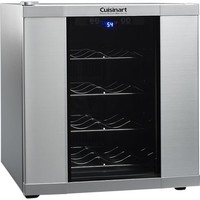 Cuisinart® 16-Bottle Wine Cellar in Bar Accessories | Crate and Barrel