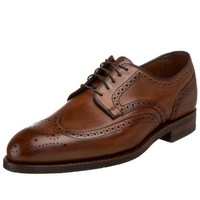 Allen Edmonds Men`s Lombard  Oxford,Walnut,10 D US