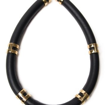 Lizzie Fortunato Jewels 'Double Take' necklace