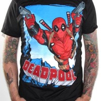 Deadpool T-Shirt - 2 Guns