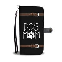 Dog Mom Wallet Phone Case w/ RFID Blocker