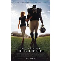The Blind Side 11x17 Movie Poster (2009)