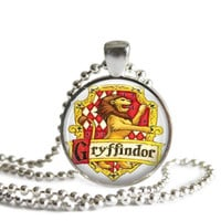 Harry Potter Gryffindor Necklace