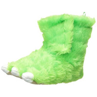 Carters Sasha Faux Fur Toddlers Bootie Slippers