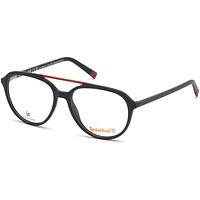 Timberland - TB1618 Matte Black Eyeglasses / Demo Lenses