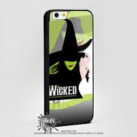 Musical Wicked For Apple, Iphone, Ipod, Samsung Galaxy Case