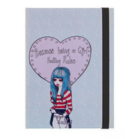 Girls Rules Journal Book