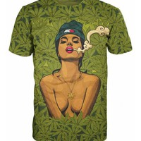 Girls Who Smoke Tee