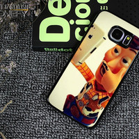 Disney Toy Story Woody Samsung Galaxy S6 Edge Plus Case|iPhonefy