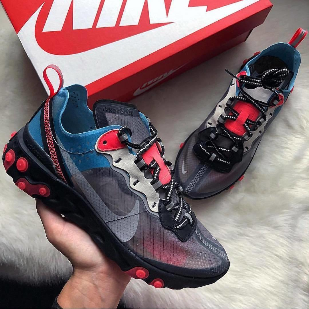 Image of Nike React Element 87 Casual shoes