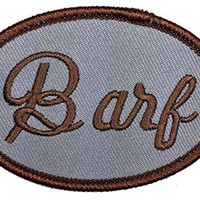 "Spaceballs Barf ""The MOG"" John Candy Embroidered Patch"