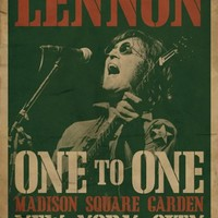 John Lennon-Live in Concert, Music Poster Print, 24 by 36-Inch