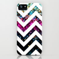 Chevronia XIII iPhone & iPod Case by Rain Carnival